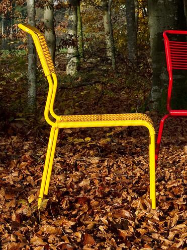 spaghetti stuhl s ntis sofort lieferbar. Black Bedroom Furniture Sets. Home Design Ideas