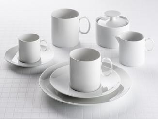 Kaffeegeschirr Medaillon