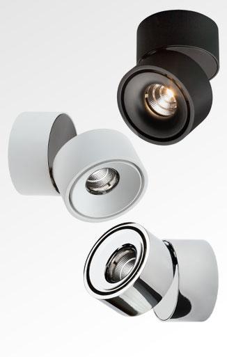 LED Wand- und Deckenleuche Easy