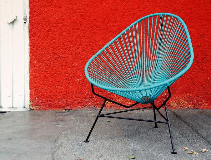 Stuhl Acapulco Chair